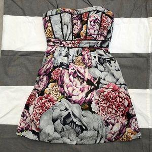 Jessica Simpson Strapless Dress